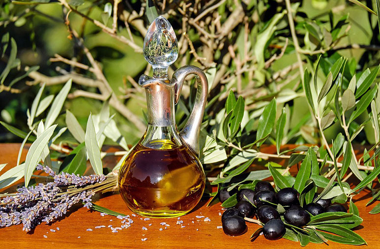 Terroir provençal huile d'olive et lavande