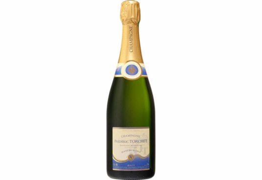 Blanc de blancs Champagne Frédéric Torchet