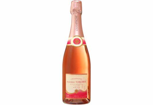 champagne rosé fréderic torchet