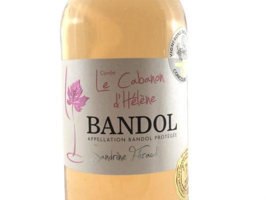 Bandol Rosé Sandrine Féraud Domaine de l'Estagnol